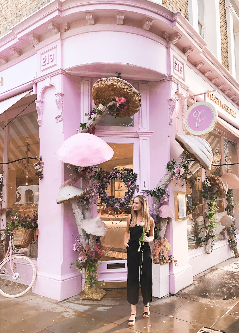 Most Instagrammable Cafes in London